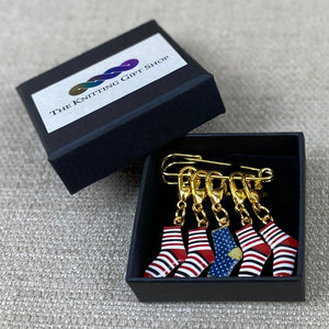 Knitting & Crochet Stitch Markers - Socks