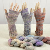 Flowers & Lace Handwarmers Gift Bag