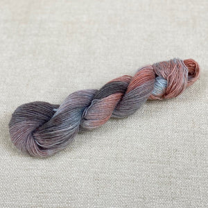 Hand Dyed 1ply - 'Autumnal'