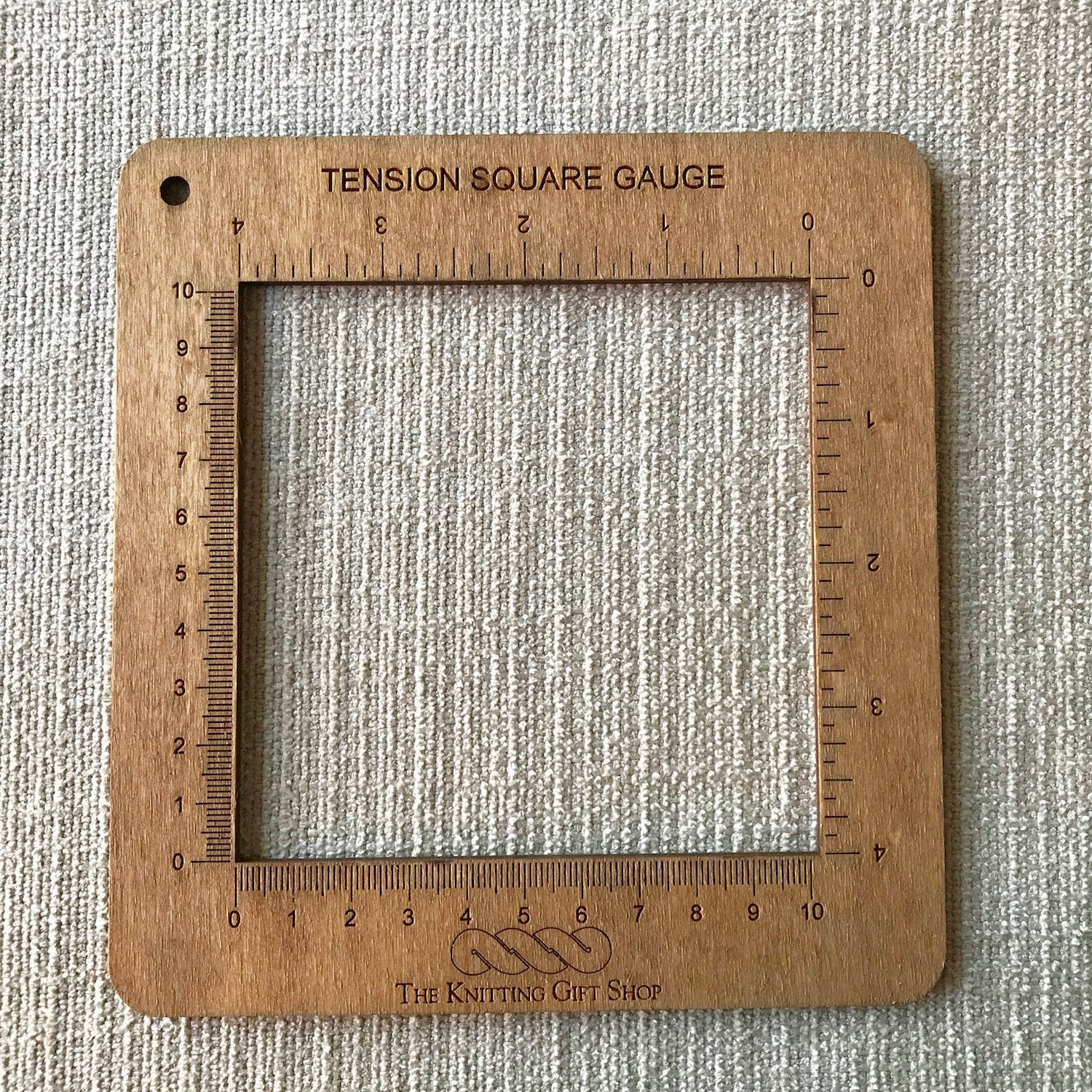 Wooden Tension Square Gauge