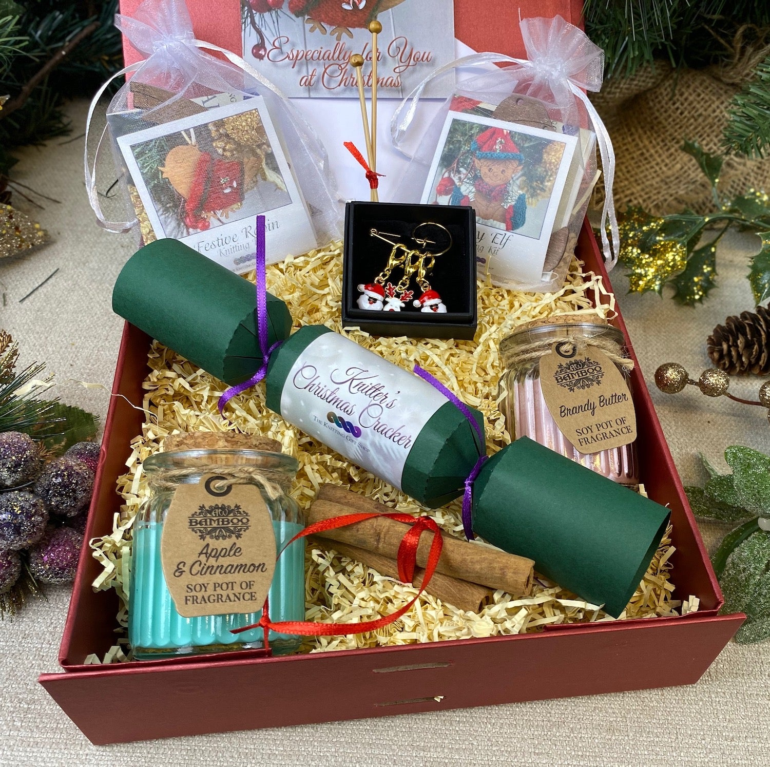 Love Christmas Gift Box
