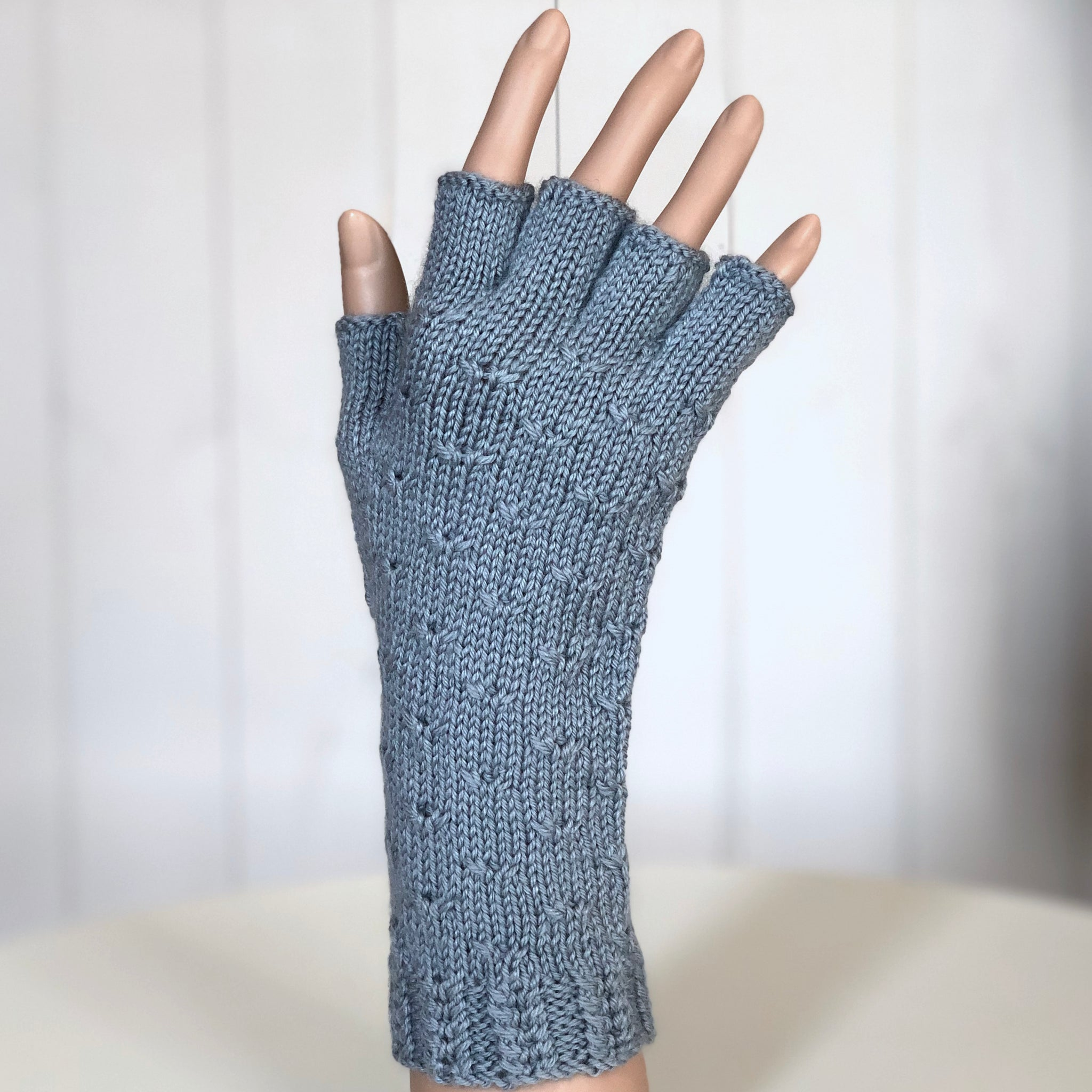 Half Finger Cable Gloves