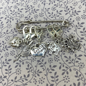 Personalised Stitch Markers
