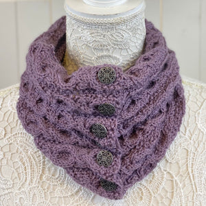 Twisted Cables Cowl