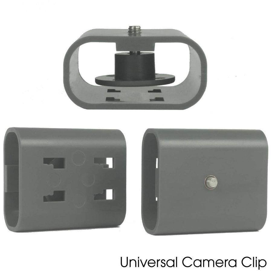 UNIVERSAL CAMERA CLIP- FOR MULTIMEDIA EXTREME