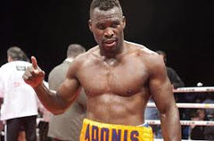 Adonis Stevenson Boxing on DVD