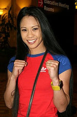 Ana Julaton Boxing DVDs