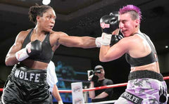 Ann Wolfe Career Boxing DVDs