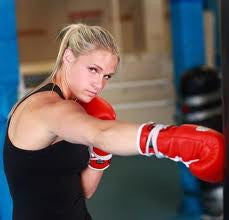 Frida Wallberg Boxing Career DVDs