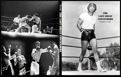 The Last Great Contenders - Boxing Book