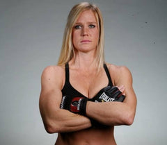 Holly Holm MMA DVD Set