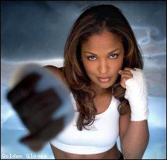 Laila Ali Boxing Career DVD Set