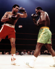 Muhammad Ali vs. Joe Frazier Trilogy on DVD