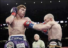 Saul Canelo Alvarez Career Boxing DVD