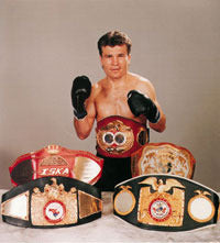 Troy Dorsey Boxing Career DVDs
