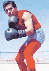 Vicente Saldivar Boxing Career Set