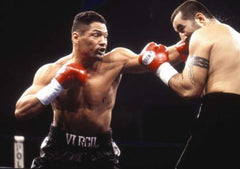 Virgil Hill Boxing Career Set