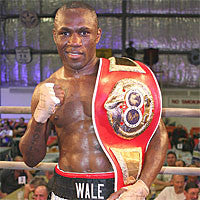 Wale Omotoso Fights on DVD