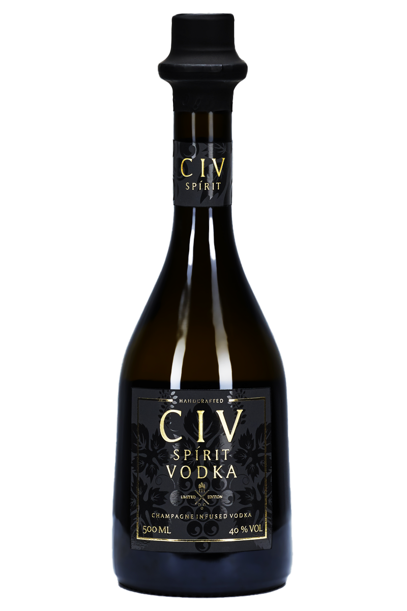 CIV SPÍRIT Vodka 0,5L