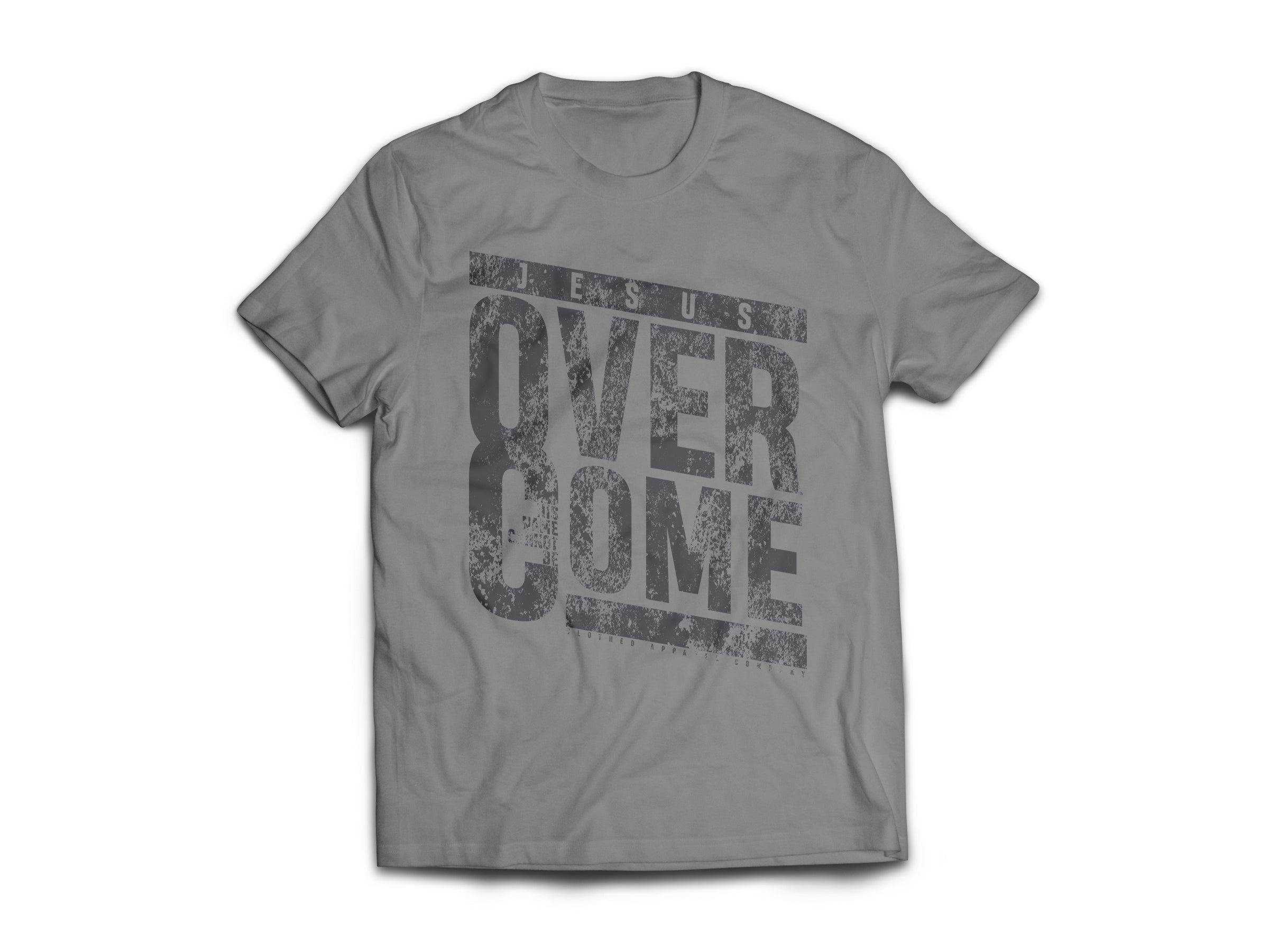CLOTHED™ Cannot Be Overcome Tee.