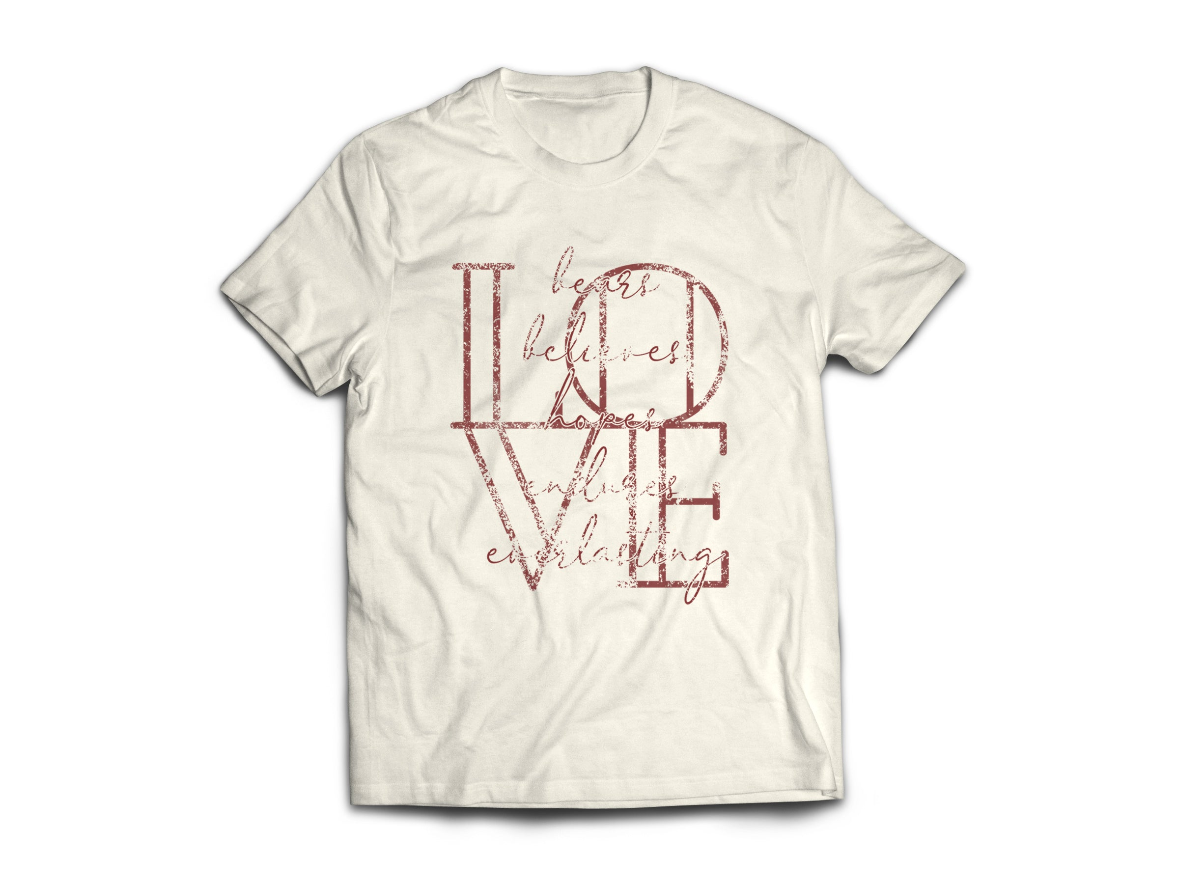 CLOTHED™ Love Is... Tee.