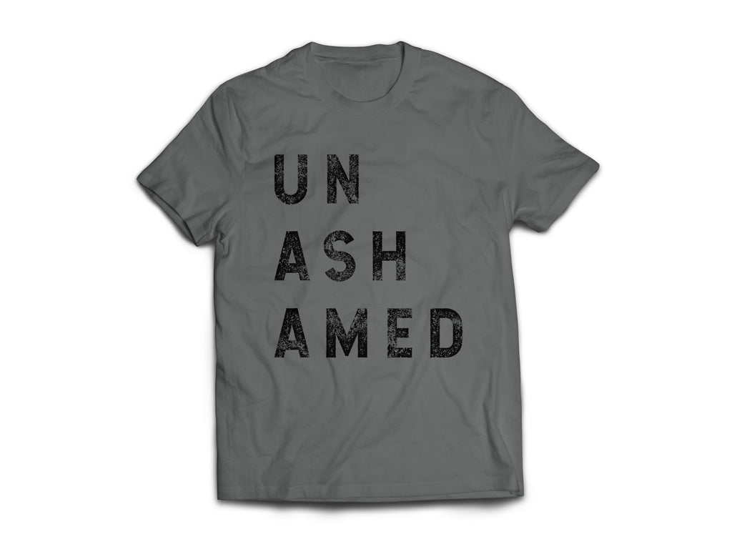 CLOTHED™ UNASHAMED Tee.