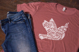 CLOTHED™ Fruits of the Spirit Tee.