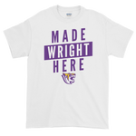 The BC Made Wright Here Tee.