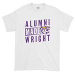 The BC Alumni Made Wright Tee.