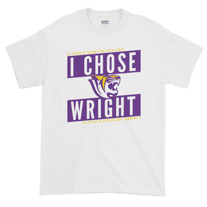 The BC I Chose Wright Tee.