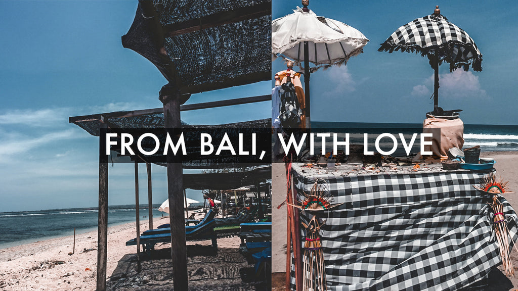 Bali's beautiful beach and its culture picture