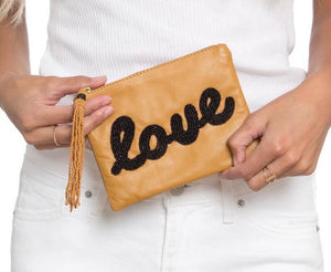LOVE MINI CLUTCH