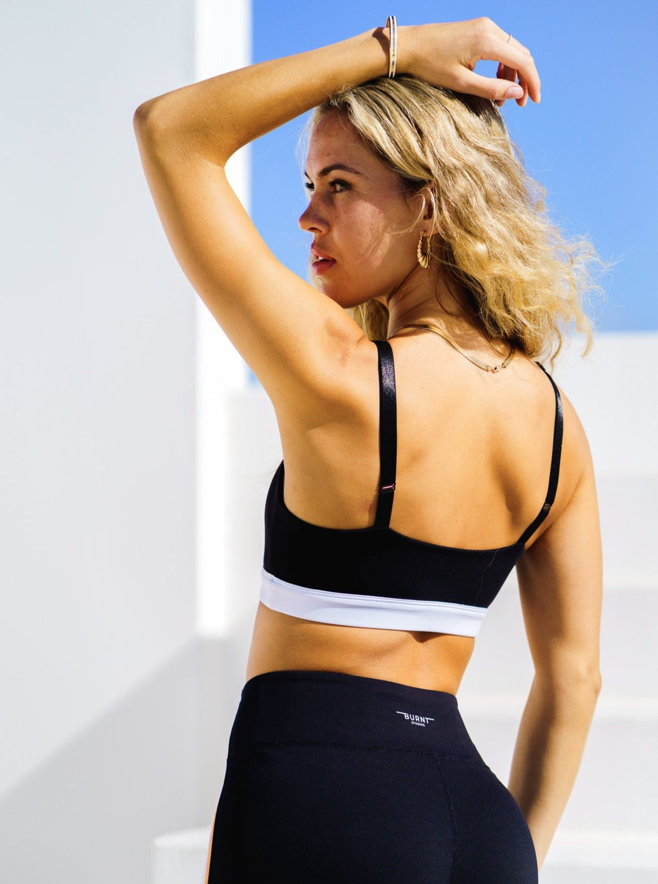 THE MARRAKESH - SPORTS BRA