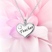 Load image into Gallery viewer, Teacher Necklace