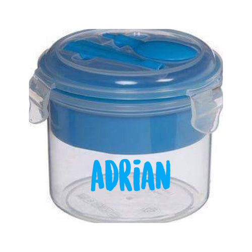 Snack Container - Personalised