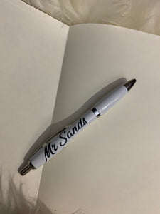 Mechanical Pencil Personalised