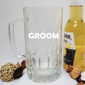 Beer Glass/Jug - Personalised