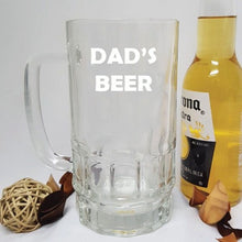 Load image into Gallery viewer, Beer Glass/Jug - Personalised