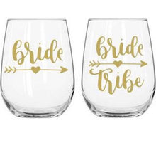 Load image into Gallery viewer, DIY Wedding/Engagement Glass Decals