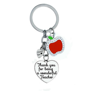 Teacher Keyrings
