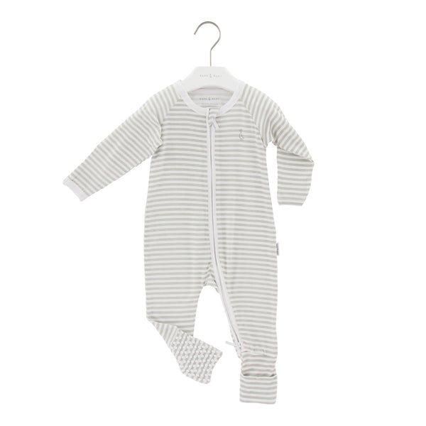 Premium Bamboo Zippies 0-2yrs (Long)