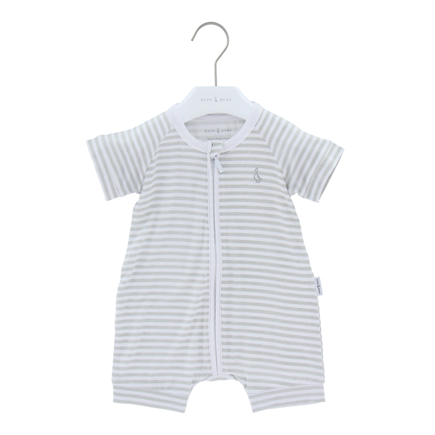 Premium Bamboo Zippies 0-2yrs (Short)