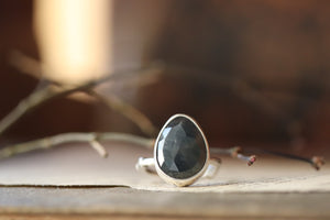 Coyote's Gem- Ring 26 // Size 6.25