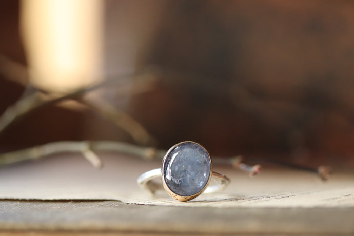 Coyote's Gem- Ring 35 // Size 5.75