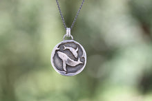 Load image into Gallery viewer, Lullaby Yáay - humpback Whale Pendant