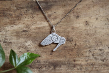 Load image into Gallery viewer, Owl Charm Necklace