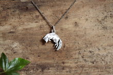 Load image into Gallery viewer, Fox Charm Necklace