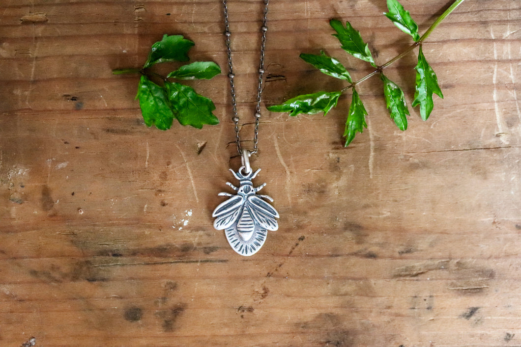 Firefly Necklace