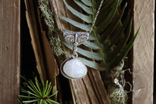 Load image into Gallery viewer, Winter Solstice - Moonstone Specimen Necklace #6