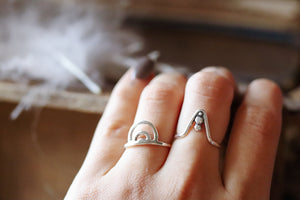 Rainer Stack Ring
